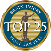 Top 25 Brain Injury Lawyers