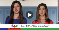 Montlick & Associates, Attorneys at Law, provides a video clip for the A4K Club about the steps everyone can take to help end bullying and school violence. For more info visit montlick.com