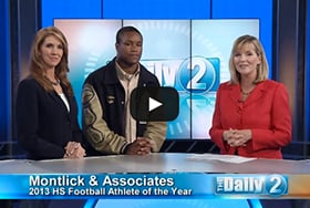 Athlete Of The Year-ABC News Segment