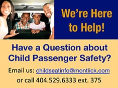 Have a Question About Child Passenger Safety