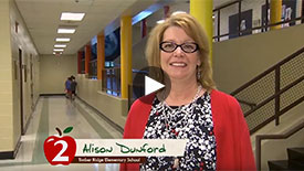 Alison Dunford Congratulatory Video