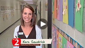 Kara Cowdrick Congratulatory Video