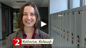 Katherine Kelbaugh Congratulatory Video