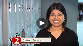 Lillian Galicia Congratulatory Video