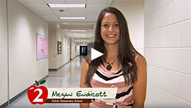 Megan Endicott Congratulatory Video
