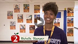 Richele Stamper Congratulatory Video