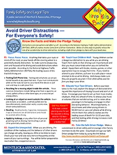 Download Avoiding Driver Distractions