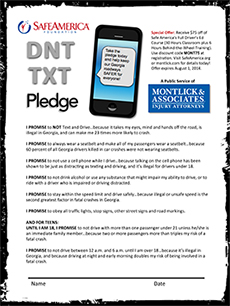 the laws and programs intended to prevent texting while driving Most states have regulations that penalize texting and driving, but unfortunately the law doesn't stop some people huffington post editor erin schumaker reported in june 2015 that nearly half of adults admit to using their phones while on the road.