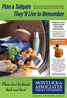 Better Homes & Garden/Fall 2014 Special Tailgating Section