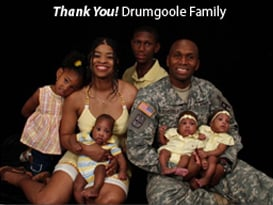 The Drumgoole Family