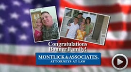 2010 Deserving Military Family Contest Winner