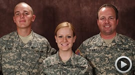 2012 Deserving Military Family Contest Winner