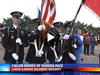Fallen Heroes of Georgia Run