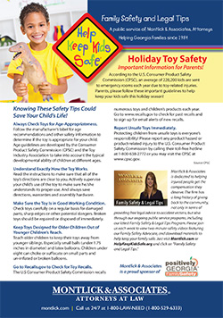 Holiday Toy Safety