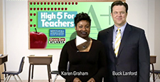 High 5 for Teachers