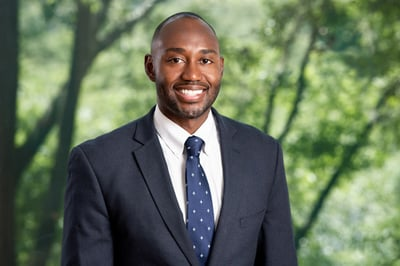 Attorney Phillip Hairston, Personal Injury Lawyer at Montlick & Associates, Attorneys at Law Based in Atlanta, GA.
